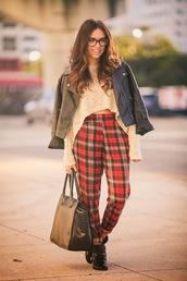 nany's klozet,pants,sweater,shoes,jacket,sunglasses,bag,black,snake skin,print,handbag