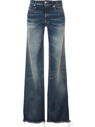 jeans women spandex cotton blue