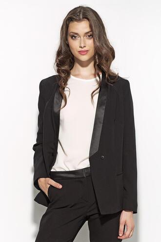 jacket black blazer black jeans
