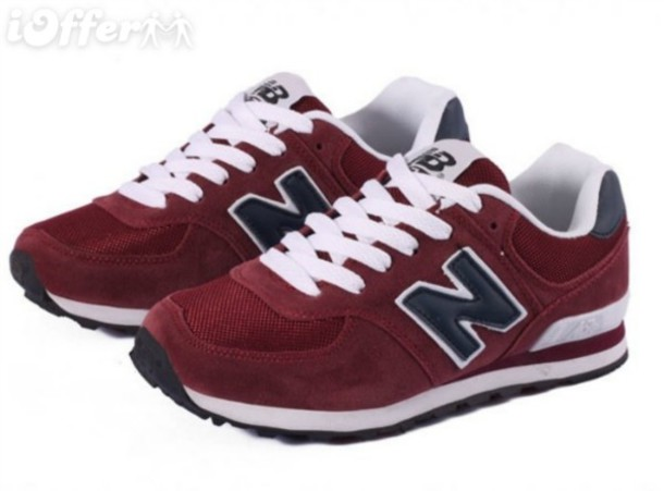 shoes new balance bordeau