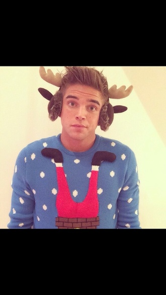 sweater river viiperi ugly christmas sweater christmas funny christmas sweater