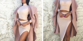dress two piece dress set trench coat nude nude dress fall dress all nude everything