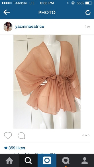 top lingerie cover up robe