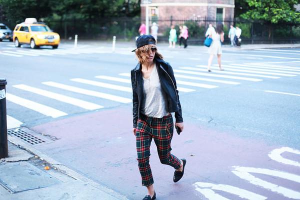 trop rouge top shoes jacket sunglasses leather jacket