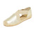 Tory Burch Catalina 2 Flat Espadrilles - Spark Gold/Natural
