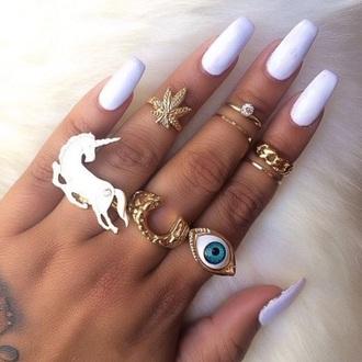 jewels ring eye gold