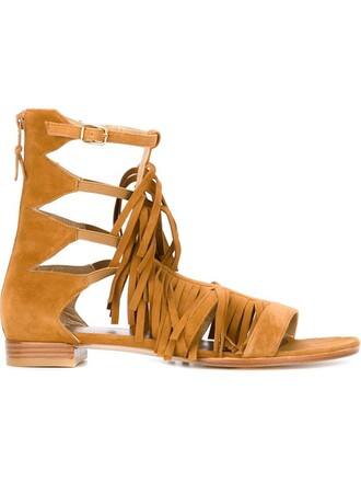 strappy women sandals strappy sandals leather nude suede shoes