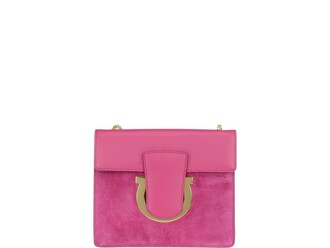 bag shoulder bag purple