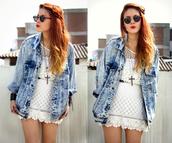 jacket,denim,oversized,denim jacket,stone washed