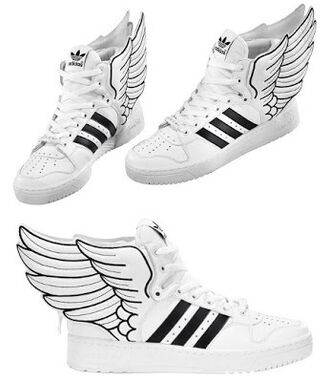 shoes high tops white sneakers white crop tops winter swag wings addidas shoes white hightops adidas shoes addidas originals addias trainers training black high heels unicorn unique style