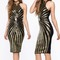 Aliexpress.com : buy sexy women diamond luxe sequined dress women evening club party dress summer bodycon bandage geometric dress from reliable dress dog suppliers on hot seller fashion | alibaba group