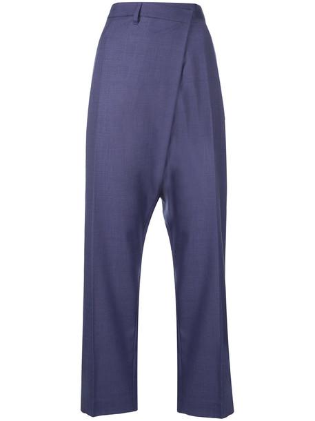Toga Pulla high women purple pink pants