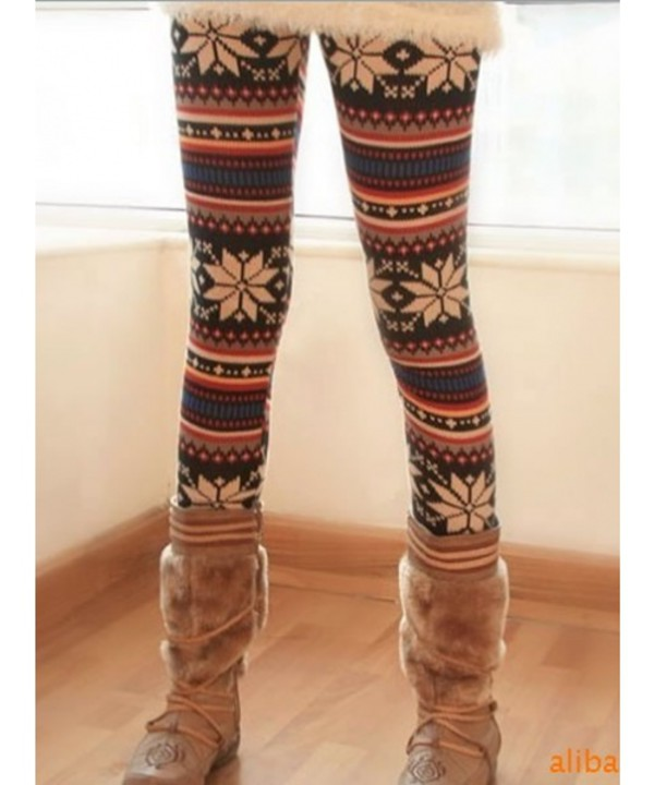leggings printed pants winter outfits