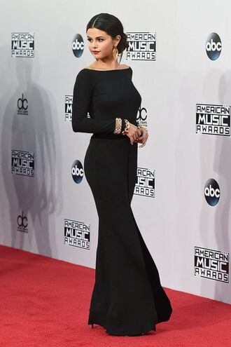 dress selena gomez selena gomez dress black dress long dress sexy sexy dress party dress sexy party dresses evening dress long evening dress red carpet red carpet dress maxi dress prom dress long prom dress black prom dress black long sleeves long sleeve dress homecoming homecoming dress formal dress formal formal event outfit fall dress fall outfits winter dress winter outfits classy dress elegant dress cocktail dress cute dress girly dress engagement party dress graduation dress mermaid prom dress
