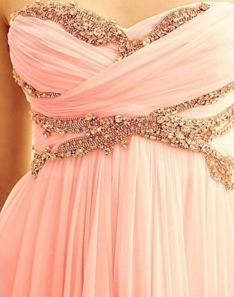 dress pink strapless jeweled strapless dress light pink pink dress