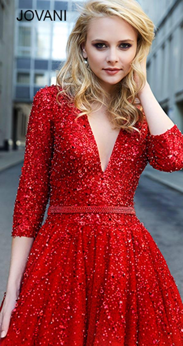 A-Line Dress 21466