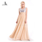 Real photos 2016 new arrival sexy v neck long evening dresses with sequined champagne gown formal dresses vestido de festa w118-in evening dresses from weddings & events on aliexpress.com | alibaba group