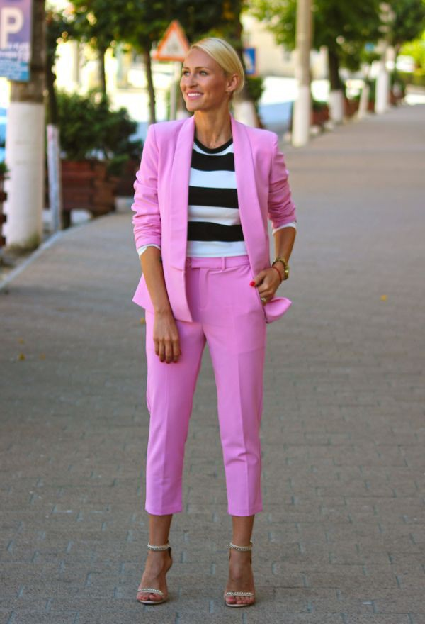 Pink Capri Pants - Shop for Pink Capri Pants on Wheretoget