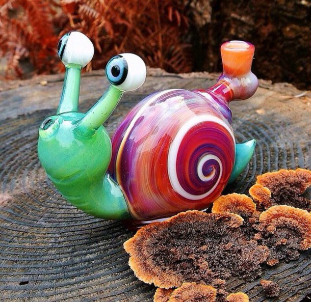 home accessory snail pipe