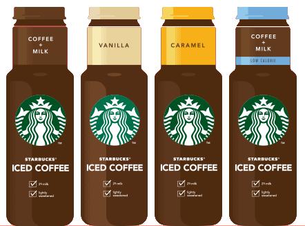 Starbucks® Iced Coffee