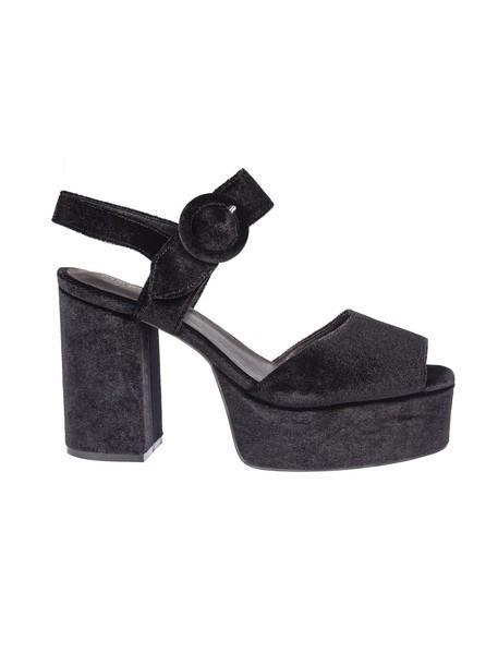 Jeffrey Campbell sandals platform sandals black shoes