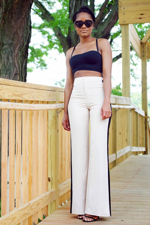 the daileigh top pants shoes sunglasses