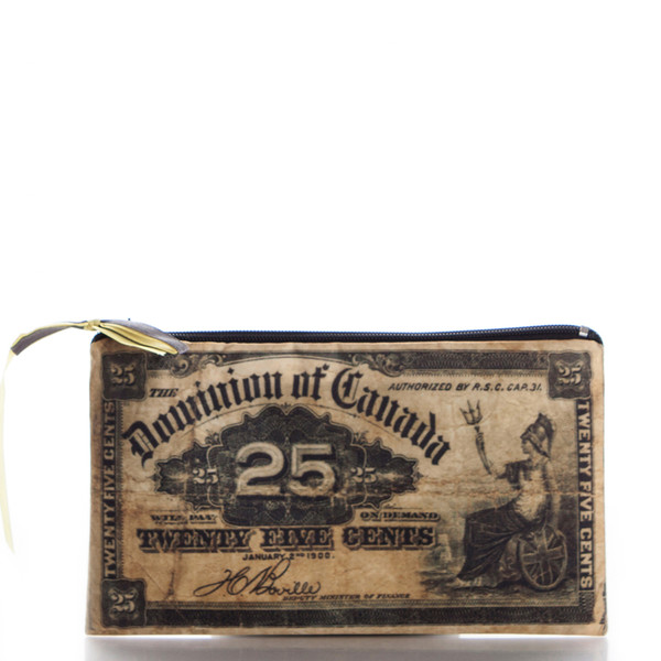 bag money note ziziztime cosmetic bag cosmetic case canada vintage