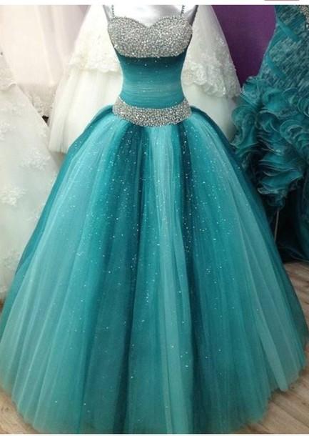 dress blue dress green dress sparkle