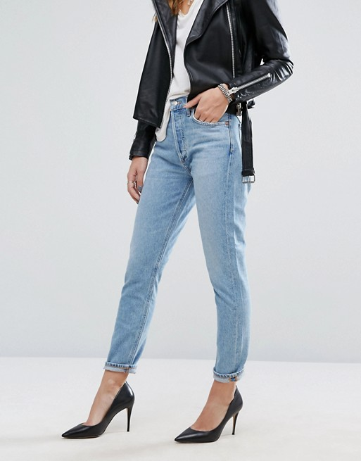 più economico ca163 24110 AGOLDE - Jamie - Mom jeans vita alta at asos.com