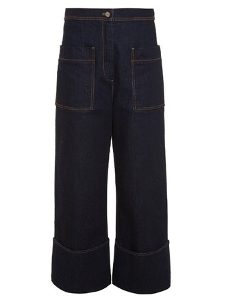 jeans cropped jeans cropped high denim