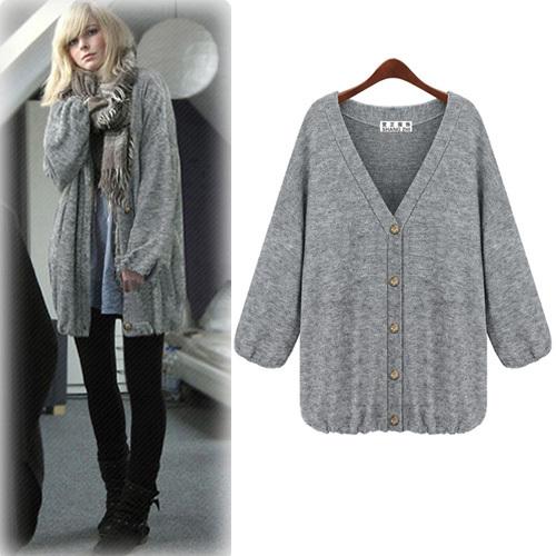 Fashion shopping mall — [gzxy0183]fashion solid color v