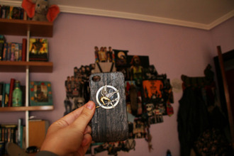 dress the hunger games iphone 4 case iphone