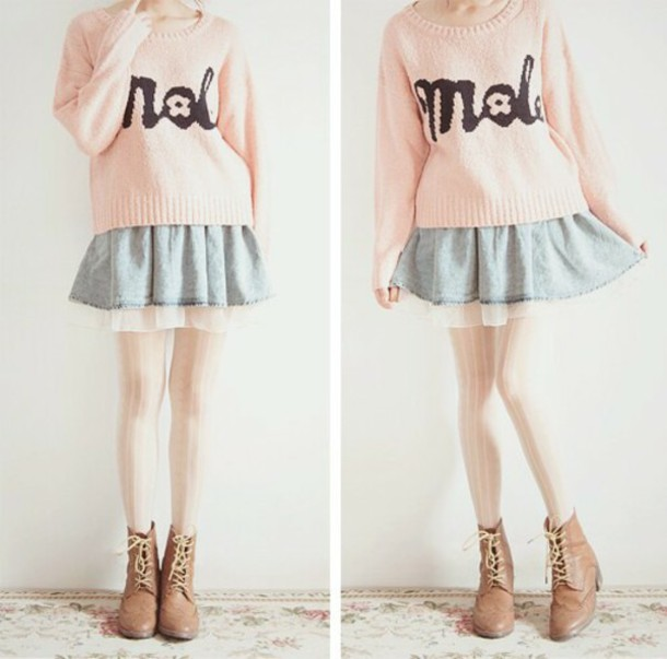 blouse korean fashion