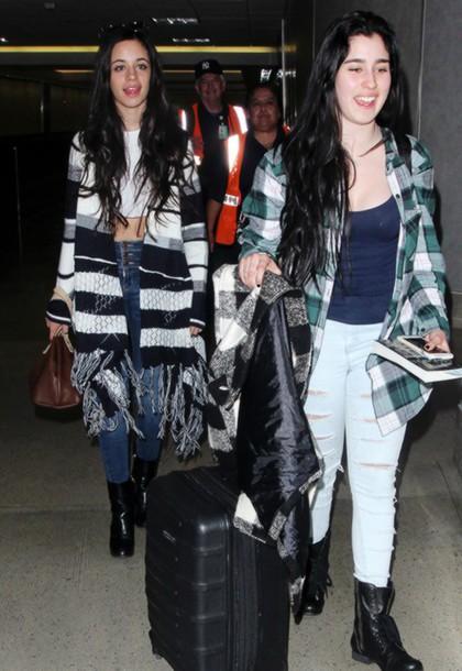 lauren jauregui camila cabello Fifth Harmony