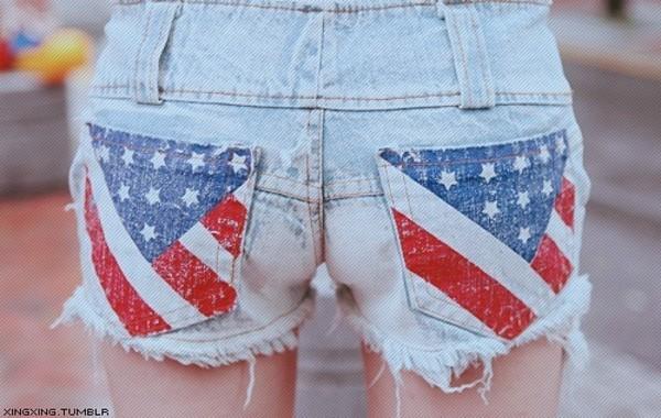 Фото, америка, синий, джинсовой ткани ...