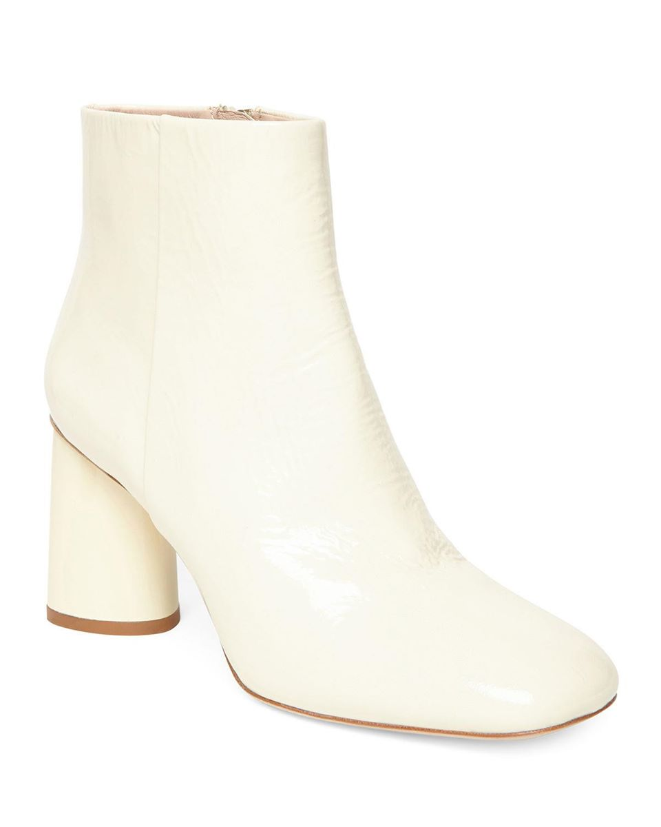 rudy leather booties