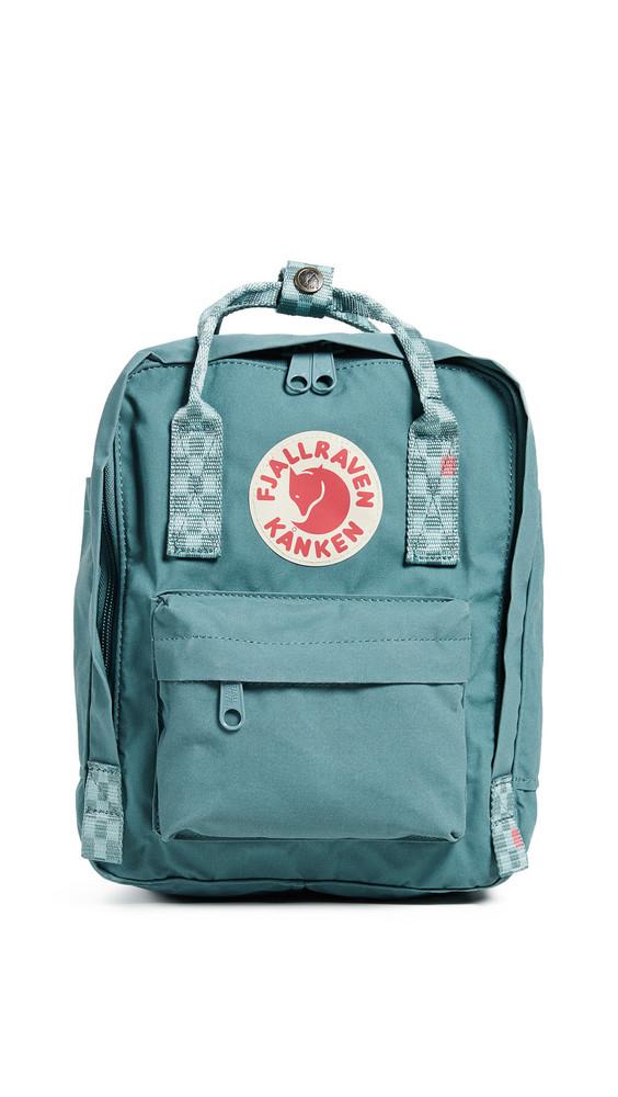 Fjallraven Kanken Mini Backpack in green
