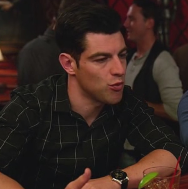 mens shirt max greenfield new girl