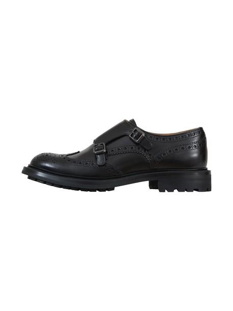 Churchs black shoes