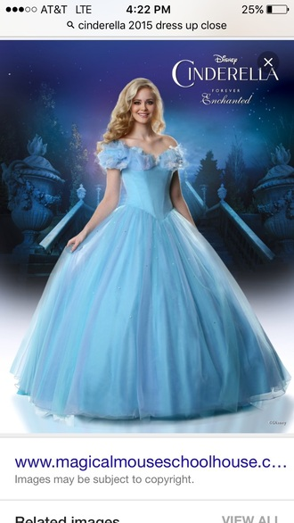 dress cinderella halloween costume costume princess dress