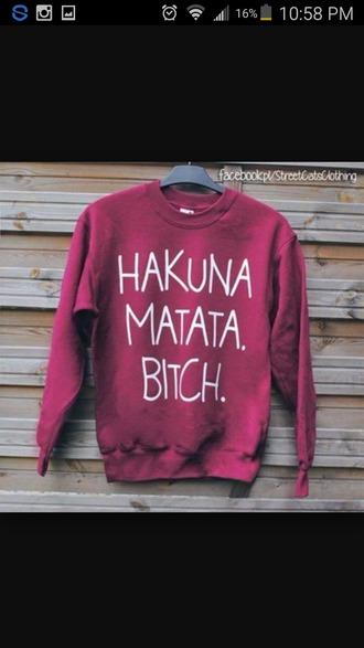 sweater burgundy sweater