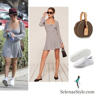 dress reformation selena gomez