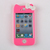 Full Glossy Rose Pink Hello Kitty Bow Hard Case Cover for Apple iPhone 4 s 4S | eBay