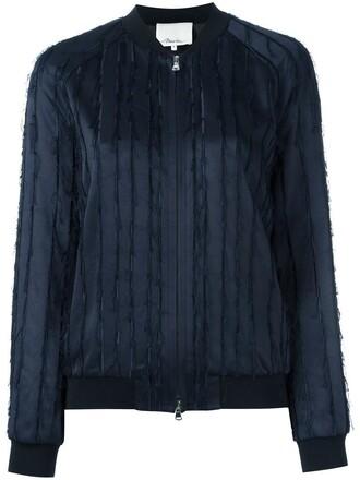 jacket bomber jacket satin bomber women spandex blue satin