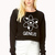 Genius Cropped Sweatshirt | FOREVER21 - 2040496937