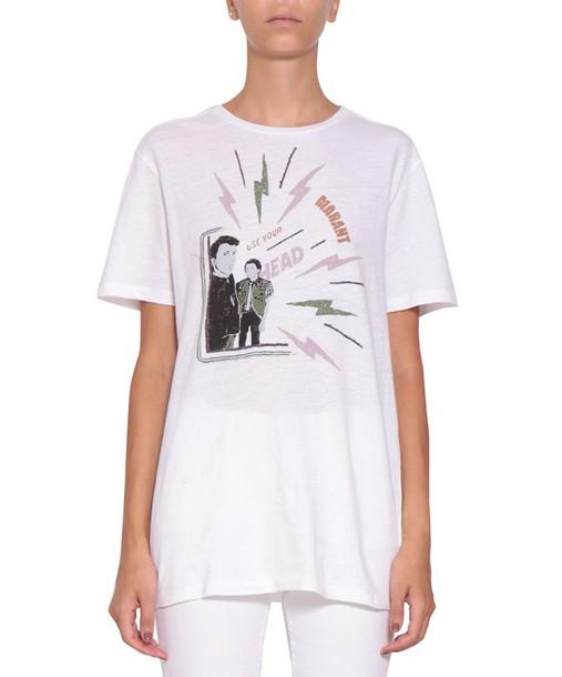 Isabel Marant etoile t-shirt shirt t-shirt cotton top
