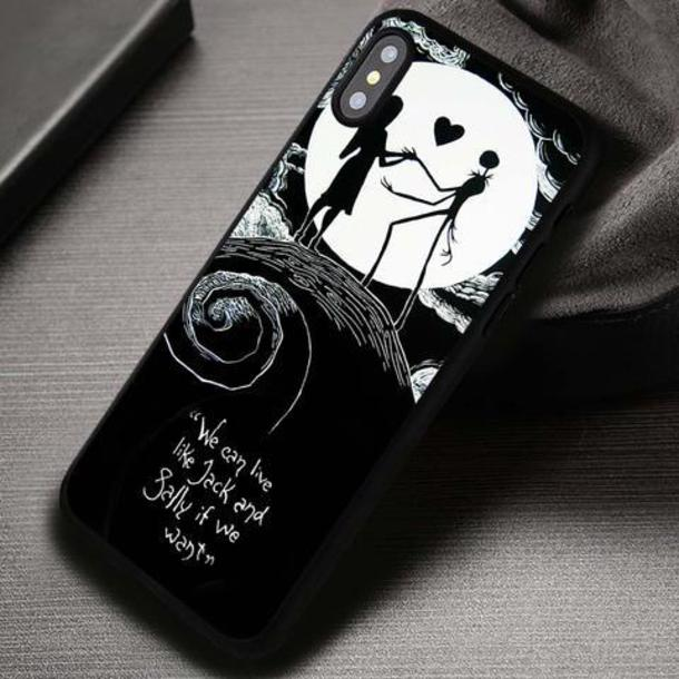 Nightmare Before Christmas Phone Case.Get The Phone Cover For 20 At Icasemania Com Wheretoget