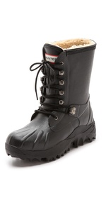 Hunter boots shoes