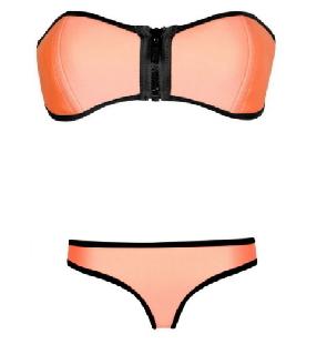 Neoprene Swimsuit Set - Juicy Wardrobe