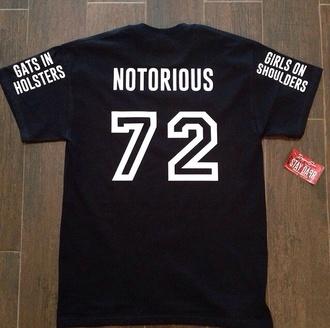shirt biggie smalls biggie tee fashion dope freshtops t-shirt style